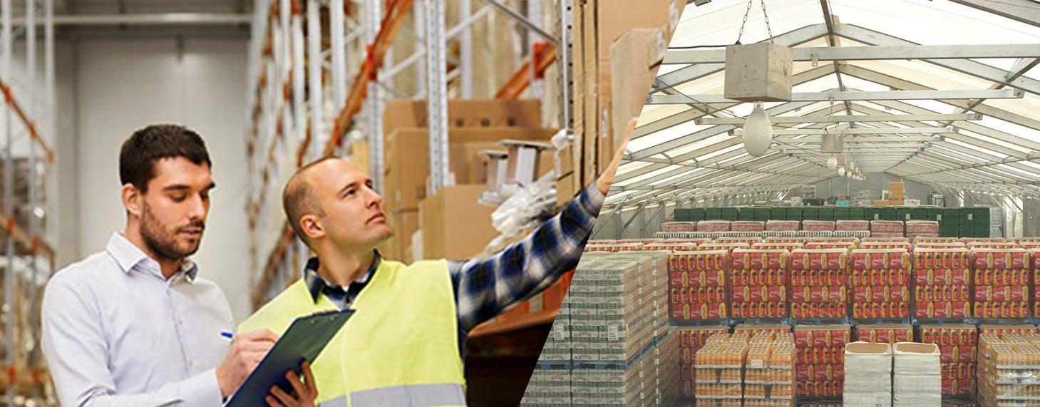 structure modulaire pour le transport et la logistique